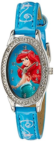 Disney Disney Analog Multi-Color Dial Girls's Watch - 3K2269U-PS-003BE (Multicolor)