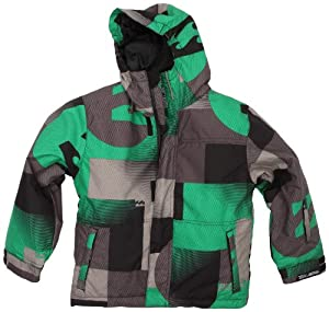 Snow Jacket Kids Billabong Volt Jacket Youth