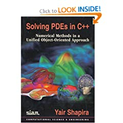 Solving PDEs in C++