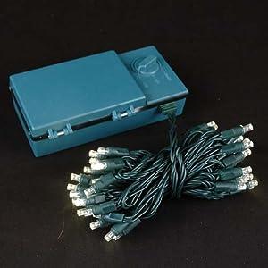 Amazon.com: Novelty Lights, Inc. BAT50 LED Battery ...