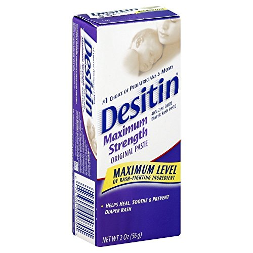 Desitin Diaper Rash Cream - 2 oz - (pack of 2) - 1
