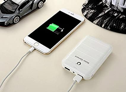 Water Element 10000mAh Dual Port Power Bank Image