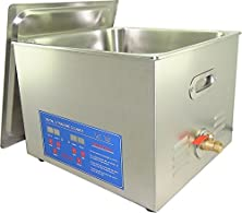 buy Jakan 15L Best Value Ultrasonic Cleaning Device Medicial Device Washing Equipment For Syringes,Dropper,Research Tools,Glass Containers,Dental Appliances,Microscope Disinfection,Sterilization Cleaning.