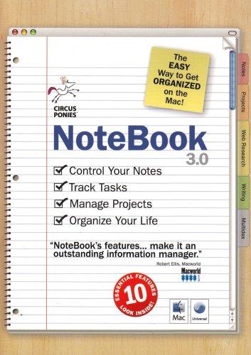 NoteBook 3 (Mac CD)