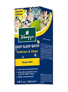 Kneipp Herbal Bath, Sweet Dreams, Valerian Hops, 6.76 fl. oz.