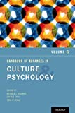 img - for Handbook of Advances in Culture and Psychology: Volume 6 book / textbook / text book