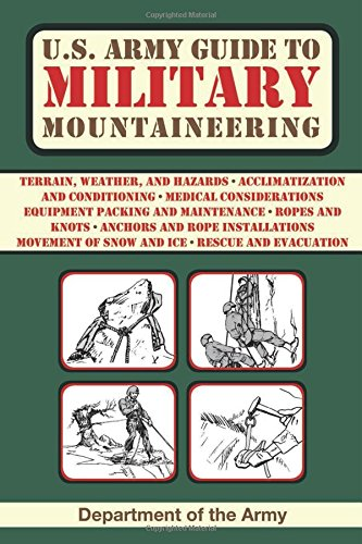 U.S. Army Guide to Military Mountaineering (Keen Edge Knives compare prices)