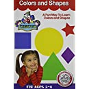 Preschool Learning Series: Colors and Shapes Circus