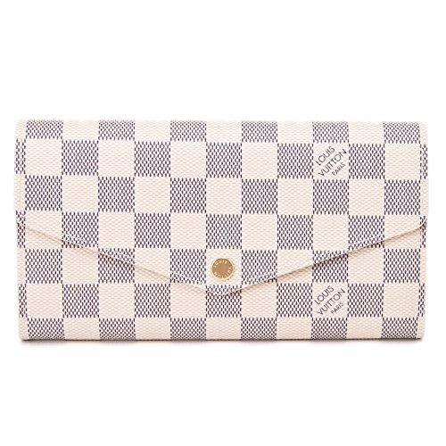 ルイヴィトン 財布 N63208 ダミエ・アズール ポルトフォイユ・サラ[並行輸入品]