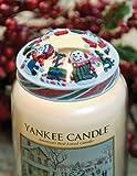 Yankee Candle Illuma Jar Lid - Snowman - HSN900