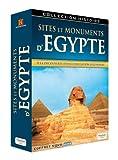 echange, troc Coffret 5 DVD : Sites et Monuments d'Egypte