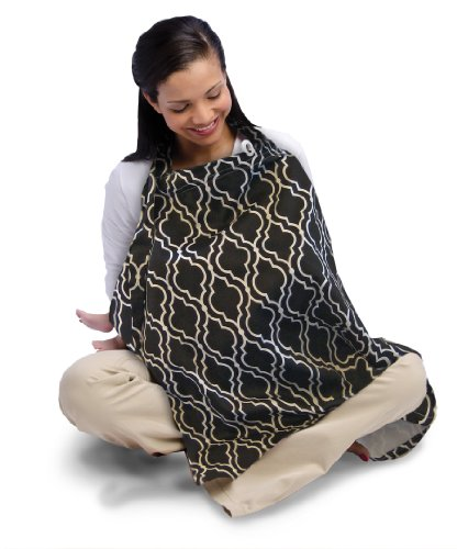 Boppy Nursing Cover, Seville