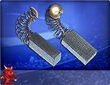 Carbon Brushes Bosch Belt Sander PBS 75, PSB 75 A, PSB 75 AE, GBS 75 A, GBS 75 AE