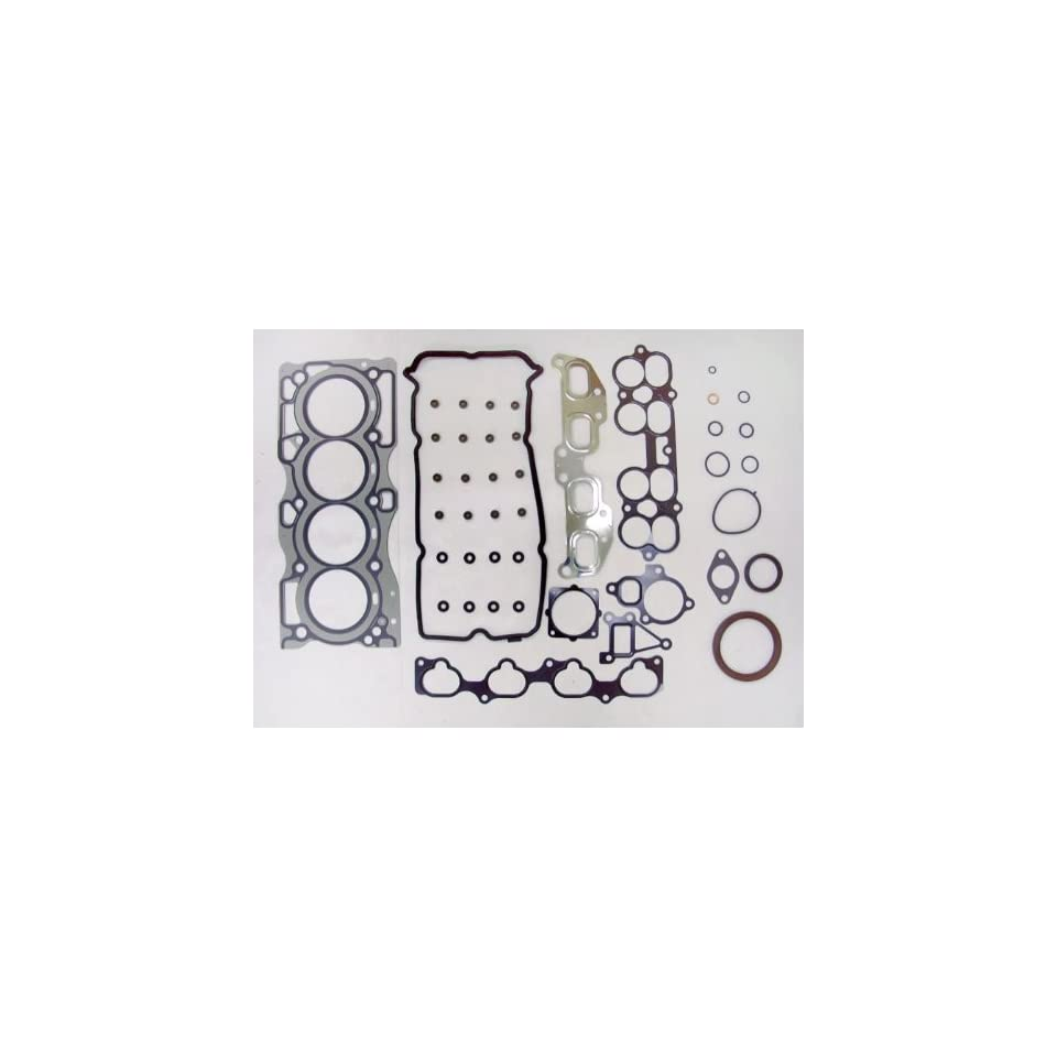 02 06 Nissan Altima QR25DE 2.5L 2488cc L4 16V DOHC Engine Full Gasket Replacement Kit Set (FelPro HS26261PT, CS26261) Automotive