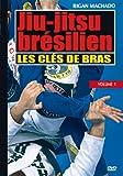 echange, troc Jiu-jitsu brésilien : vol. 1 - Clés de bras