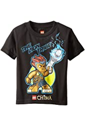 Lego Little Boys' Chima The Lion Tribe Tee