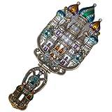 K-Ancient Lrg Dressing Table Mirror - Onion Domes
