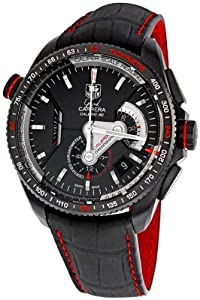 Tag Heuer Grand Carrera Chronometer Mens Watch CAV5185.FC6237