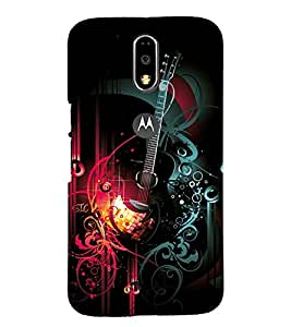 PRINTSHOPPII NATURE Back Case Cover for Motorola Moto G4 Plus