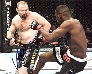 VLADIMIR MATYUSHENKO signed *UFC MMA* 8x10 Photo W/COA #3