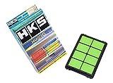 HKS スーパーハイブリッドフィルター アコード CF4, CF5 アコードワゴン CF6, CF7, CH9 70017-AH005