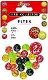 Cofalu - 9032 - Jeu de Plein Air - 20 Billes+1 Calots Flyer