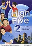 High five. Student's book-Workbook. Con espansione online. Con CD Audio. Per la Scuola media