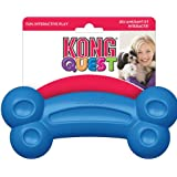 KONG Quest Bone Treat Dispensing Dog Toy, Small, Colors Vary