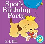 Spot's Birthday Party (0140504958) by Hill, Eric