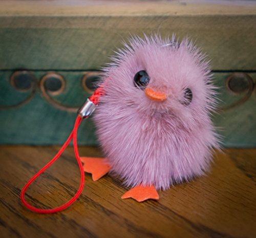 buy-2-get-1-free-small-fur-cute-chick-baby-bird-fluffy-duck-keyring-pompom-charm-animal-fur-unique-g