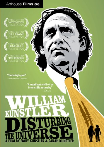 Cover art for  William Kunstler: Disturbing the Universe