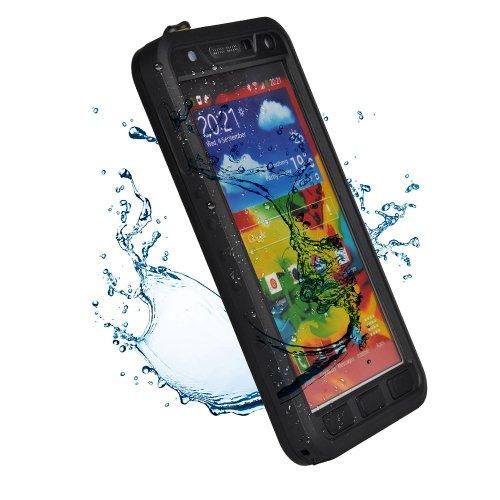 Nancy'S Shop Samsung Galaxy Note 3 Cases Cover Waterproof Shockproof Snowproof Dirtproof Rugged Hard Armor Proctive Cover For Samsung Galaxy Note 3 (Black)