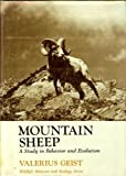 Mountain Sheep: A Study in Behaviour and Evolution (Wildlife behavior and ecology) Valerius Geist