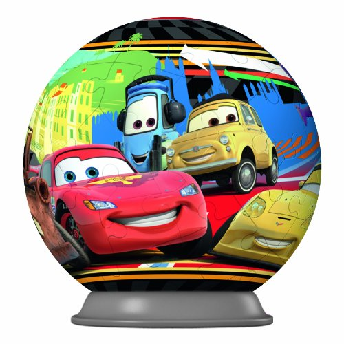 Ravensburger Disney Cars 2 Puzzleball 54 Pieces