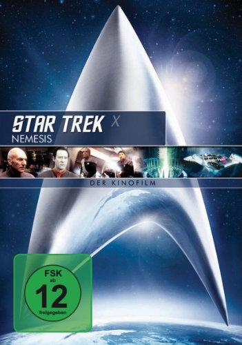 Star Trek 10 - Nemesis [Alemania] [DVD]