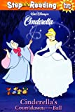 Cinderella's Countdown to the Ball (Step-Into-Reading, Step 1)