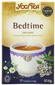 Yogi Tea Bedtime 17 Teabags (Pack of 6, Total 102 Teabags)