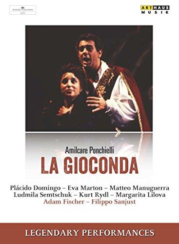 Ponchielli: La Gioconda (Legendary Performances) [DVD]