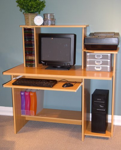 Picture of Comfortable 4D Concepts Computer Workstation (B0014Z7S0K) (Computer Workstations)