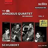 The Rias Amadeus Quartet Schubert Recordings, Vol. 2
