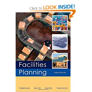 Facilities Planning James A. Tompkins, John A. White, Yavuz A. Bozer and J.M.A. Tanchoco