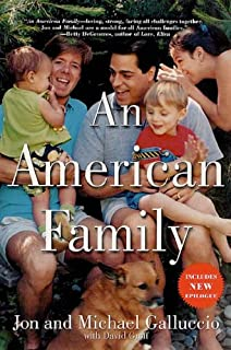 Book Cover: An American Family