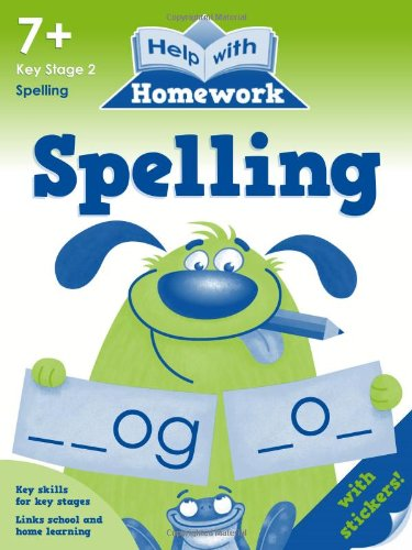 Spelling 7+ (Help with Homework)