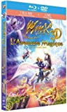 echange, troc Winx Club 3D : L'Aventure magique - Combo Blu-ray 3D active (+ version DVD) [Blu-ray]