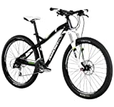 Diamondback Bicycles 2014 Lux Sport Women's Mountain Bike (27.5-Inch Wheels), 17-Inch, Black