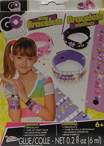Grafix Bling Bracelets