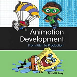 Animation Development Audiobook