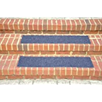 Dean Indoor/Outdoor Non Skid Stair Treads - Blue 24