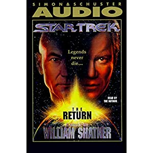 Star Trek: The Return (Adapted) Hörbuch