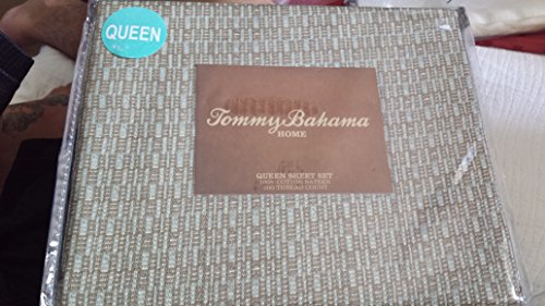 Tommy Bahama Bernadino Queen Sheet Set front-904356